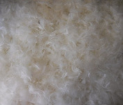 Bulk Goose Down Pillow Feathers - 10/90 White - lb
