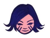 "Mil-Spec Monkey ""Battlegirl hook and loop Patch - Girly"