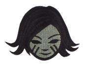 "Mil-Spec Monkey ""Battlegirl hook and loop Patch - ACU"