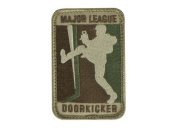 "Mil-Spec Monkey ""MLD-Large hook and loop Patch - Arid"