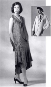 1920's Tango Dress Pattern Folkwear 237 Women's Sizes 6 to 16