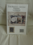 The Stitch And Go Lap-Top Needlework Organiser Pattern