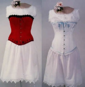 Victorian Corsets, Chemise and Drawers Pattern