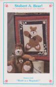 25cm Tenderfoot Bear And 30cm X 36cm Wall Quilt Bear Craft Pattern #168