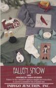 Fallen Snow Sweatshirt Applique Designs By Indygo Junction, Inc Sewing Pattern