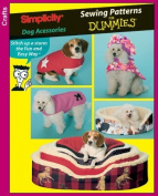 Simplicity 4793 Dummies Sewing Pattern Dog Bed Covers Coats