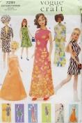Vogue Craft 7291 Doll Pattern