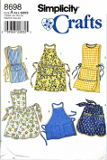Simplicity Crafts Apron Pattern # 8698