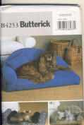Butterick B4253 Pet Beds and Pillows Size One