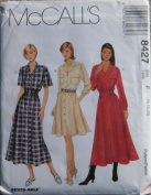 McCalls Pattern 8427 Dress and Belt