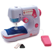 Singer Chainstitch Sewing Machine, Battery Operated