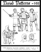 More Mediaeval Military Garments Pattern