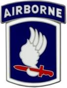173rd Airborne Division CSIB