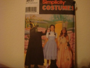 Simplicity Wizard Of Oz Costumes