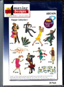 Amazing Designs Flapper Collection 1 Machine Embroidery Designs ADC1479