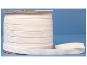 Conrad Jarvis Designer's Choice Elastic Knit Reel White 1/2x 50 yd 50 Yards