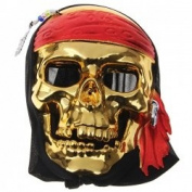 Pirates of the Caribbean Mask Cosplay Props -Halloween Mask - DIY Cosplay Costume (Make Your Halloween Mask Outstanding) for Halloween, Cosplay, Prom, Night Party