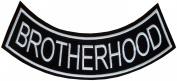 Military & Saying Rocker Patches (Brotherhood) Bottom Rocker