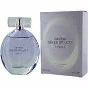Calvin Klein Sheer Beauty Essence  Eau De Toillette   Spray, 100ml/3.4oz