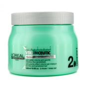 Professionnel Expert Serie - Volumceutic Anti-Gravity Effect Volume Gel-Masque (For Fine and Sensitized Hair), 500ml/16.9oz