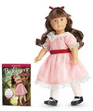 Samantha Mini Doll and Book (American Girl)