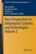 New Perspectives in Information Systems and Technologies, Volume 2