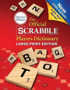 The Official Scrabble Players Dictionary, Fifth Edition [Large Print]