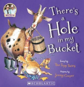 There's a Hole in My Bucket (with CD) [Board book]