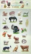 Farm (Sticker Play Scenes)