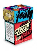 Keep Fresh Stay Rad Postcard Box