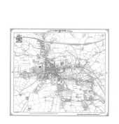 Colchester 1875 Heritage Cartography Victorian Town Map