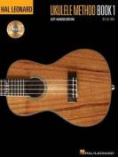 Hal Leonard Ukulele Method Book 1 - Left-Handed Edition