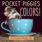 Pocket Piggies Colours! [Board book]