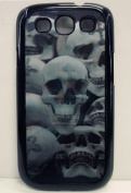 Unitewell New skull Naked eye 3D three-dimensional Pattern Case / Cover for for for for for for for for for for for Samsung Galaxy S3 SIII i9300
