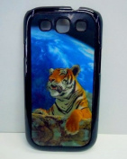 Unitewell New Tiger Naked eye 3D three-dimensional Pattern Case / Cover for for for for for for for for for for for Samsung Galaxy S3 SIII i9300