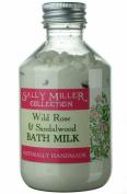 Wild Rose & Sandalwood Bath Milk