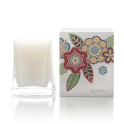 Mosaiq Highly Fragranced Candle Ayurveda Botanicals