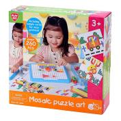 PlayGo Mosaic Puzzle Art