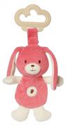 My Natural Sensory Teether, Pink Bunny