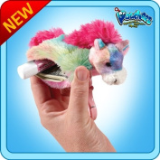Pillow Pets Poucheez - Rainbow Unicorn