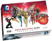 DC Comics #2 Deckbuilding Heroes Unite Board Game
