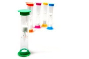 Set of 6 Sand Timers