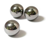 Three Replacement Steel Balls for BRIO Labyrinth