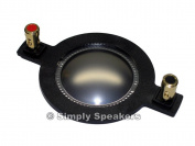 SS Audio Mackie Speaker Replacement Horn Diaphragm, SRM450, 1701-8, DC10, D-SRM450
