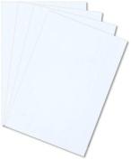 Styrene Sheets 7.6x11x.060 White - 4 Pack