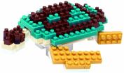 Nanoblock Sea Turtle Building Blocks