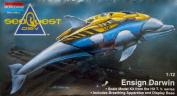 SeaQuest DSV Ensign Darwin Model kit