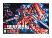 Mobile Suite Gundam MSN-06S Sinanju HGUC - 1/144 Scale Model Construction Kit