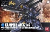 Bandai Hobby HGBF Kampfer Amazing Model Kit