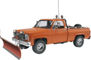 Revell 1:24 Scale GMC Pickup with Snow Plough Model Kit